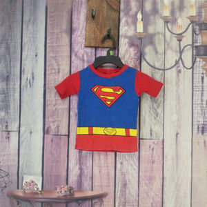 Other - boys superman pj top size 5T AN23